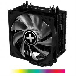 XILENCE Performance A+ CPU cooler M704RGB, PWM, 120mm fan, 4 heat pipes, Universal