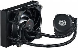 Система водяного охлаждения Cooler Master MasterLiquid Lite 120, 120mm, 650-2000RPM (MLW-D12M-A20PW-R1)