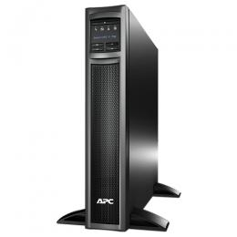 APC Smart-UPS X 750VA/600W, Tower/RM 2U, Ext. Runtime, Line-Interactive, LCD, Out: 220-240V 8xC13 (1-gr. switched) , SmartSlot, USB, COM, EPO, HS User Replaceable  (незначительное повреждение коробки)