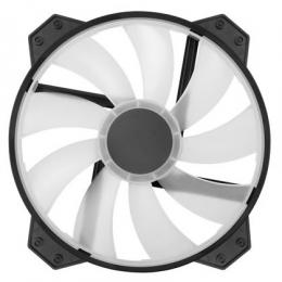 MasterFan MF200R RGB (R4-200R-08FC-R1) 3-pin, 200-mm, 800±150 RPM, 28 dBA