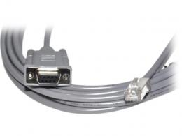 Datalogic Cable 3200/3300, RS-232, DB9 S, External Power, 4.5m/ 15 ft