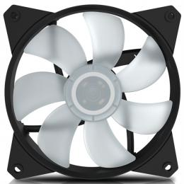 Cooler Master MasterFan MF121L (R4-C1DS-12FC-R2) RGB, 3-pin, 120-mm, 1200±150 RPM, 25 dBA
