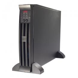Smart-UPS XL, 3000VA/2850W, 230V, DB-9 RS-232, RJ-45 10/100 Base-T, USB, Extended runtimel, Rack Height 2U, Black (незначительное повреждение коробки)