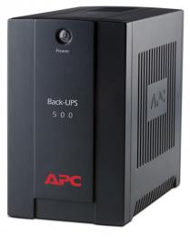 APC Back-UPS RS, 500VA/300W, 230V, AVR, 3xC13 (battery backup), 2 year warranty  (REP: BR500CI-RS) (существенное повреждение коробки)